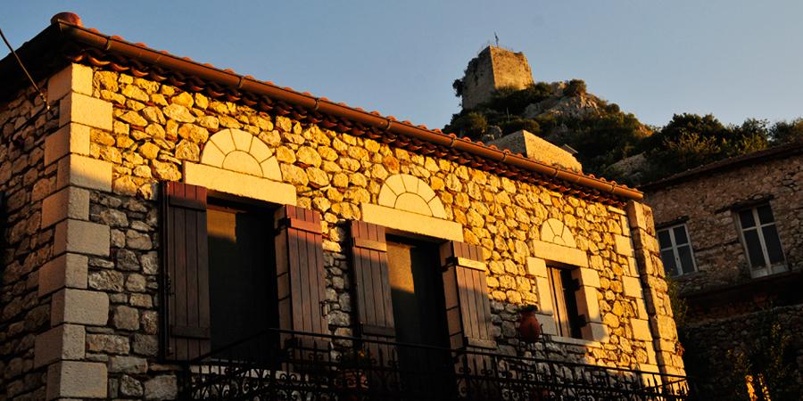 Karytaina Castle