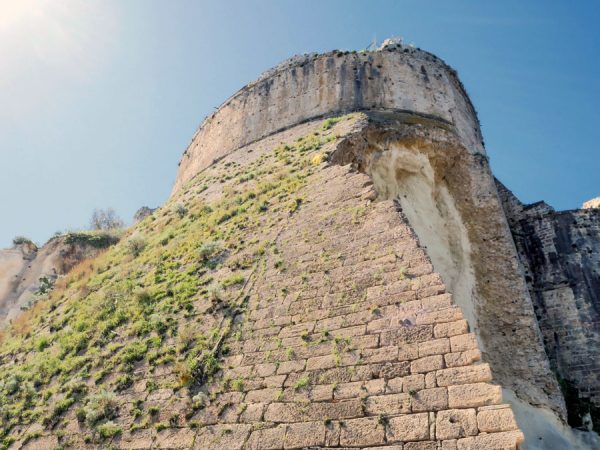 Koroni castle fortress copyright Eric C.B. Cauchi Eternal Greece Ltd