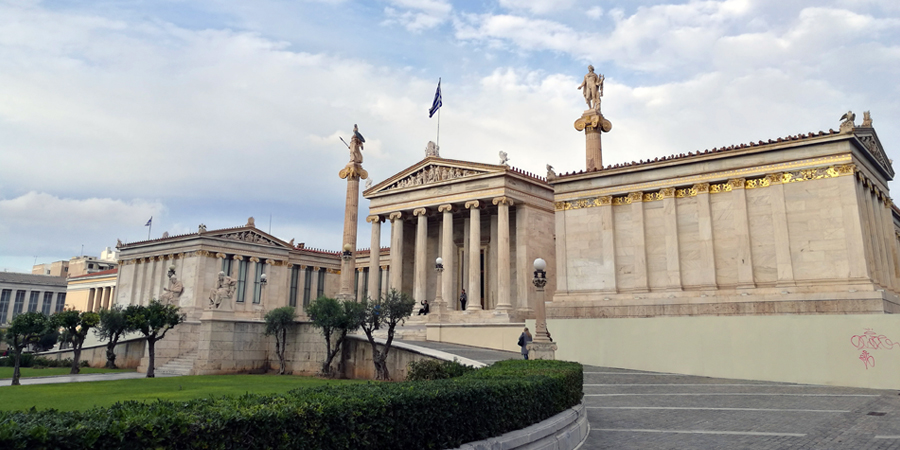 Academy of Athens Eternal Greece Ltd