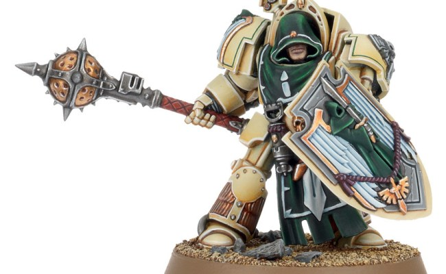 Some Thoughts On The New Dark Angels Models Eternalhunt