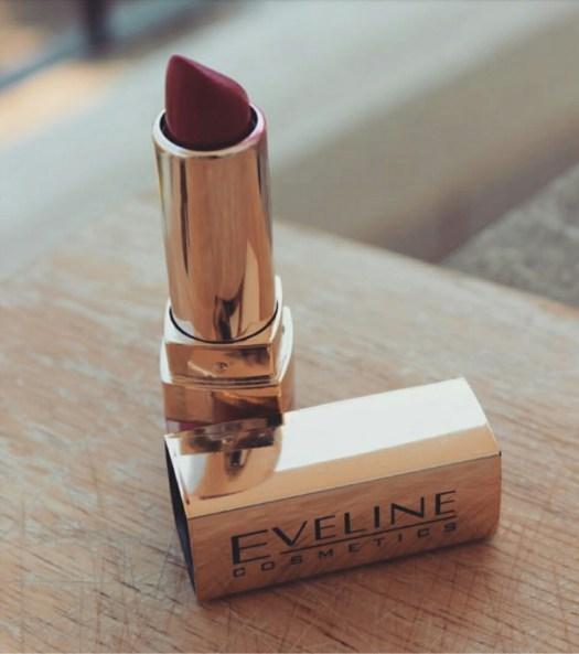 Eveline Cosmetics lipstick