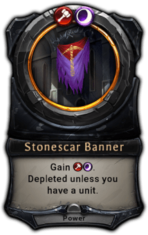 stonescarbanner