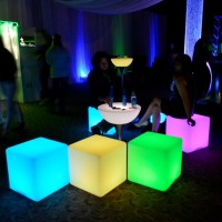 5 Unique LED Furniture and Products