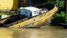 restos del naufragio, Tigre, BsAs