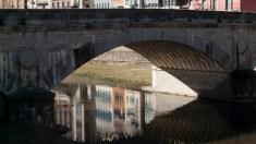 Reflejos desde el puente