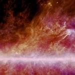 ESA: Planck revela estruturas e filamentos de poeira da Via Láctea