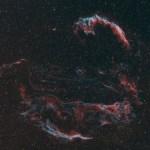 A Nebulosa do Véu revelada por Martin Pugh