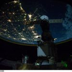 A Terra vista do Espaço pela Estação Espacial