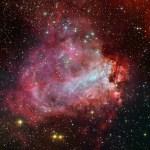 Robert Gendler e Roberto Colombari apresentam a fábrica de estrelas Messier 17
