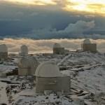 ESO – La Silla – Uma cidade nas nuvens em uma galáxia muito muito distante…