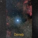 Rogelio Bernal Andreo captura Altair, Deneb e Vega formando o Triângulo de Verão