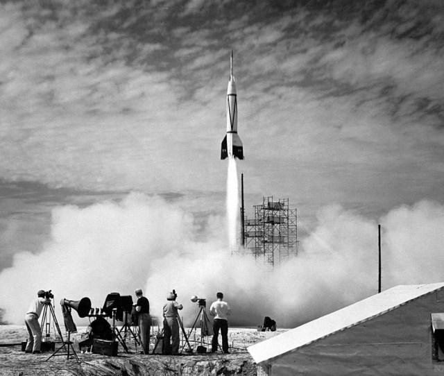 Primeiro Lancamento Em Cabo Canaveral