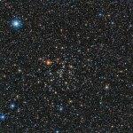 ESO: o aglomerado aberto IC 4651 e suas estrelas irmãs