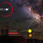 Pálido Ponto Vermelho – inicia campanha de investigação de Próxima Centauri na busca por exoplanetas