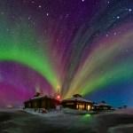 Auroras na Lapônia por Juan Carlos Casado