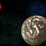 À procura de exoplanetas de carbono, fósseis do Universo primordial
