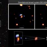 """Descoberta uma das mais brilhantes galáxias distantes """"não-ativas"""" até agora conhecidas"""