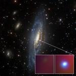 SN 2014C: observatório NuSTAR revela novas pistas sobre a supernova 'camaleão'