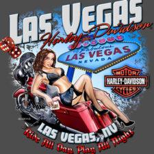 Las Vegas Harley-Davidson Play All Night