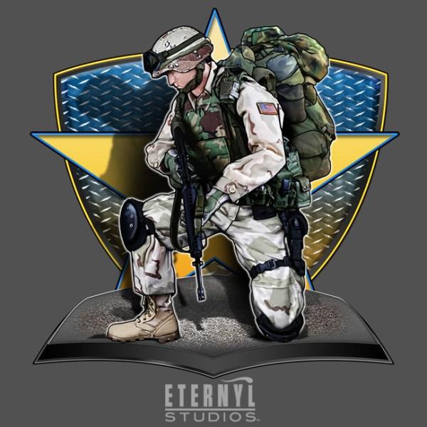 Eternyl-Studios-Military Scout Recon