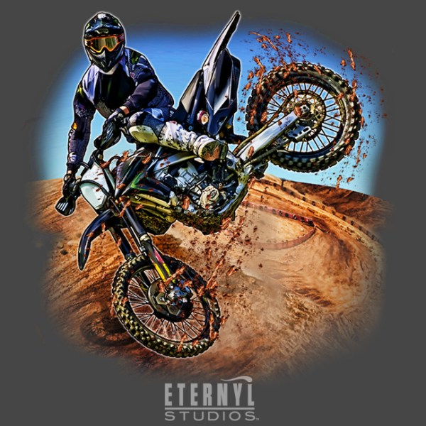 Eternyl-Studios-Moto Cross Mud-Jumper