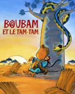 Boubam Et Le Tam Tam : boubam, Meurthe-et-Moselle, Enfants, Spectacle, SPECTACLE, ENFANTS, BOUBAM, TAM-TAM, Agenda, Villers-lès-Nancy, 54600