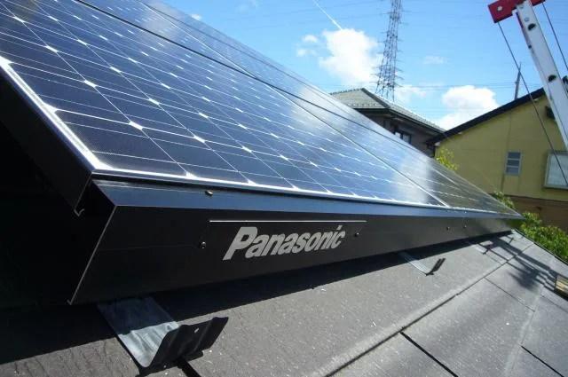 パナソニック太陽光発電ロゴマーク