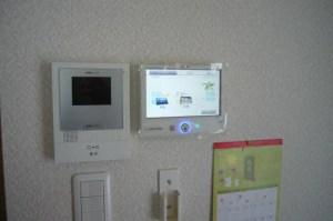 シャープ太陽光発電 電気工事モニター