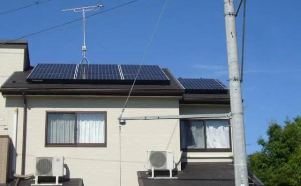 パナソニック 太陽光発電システム