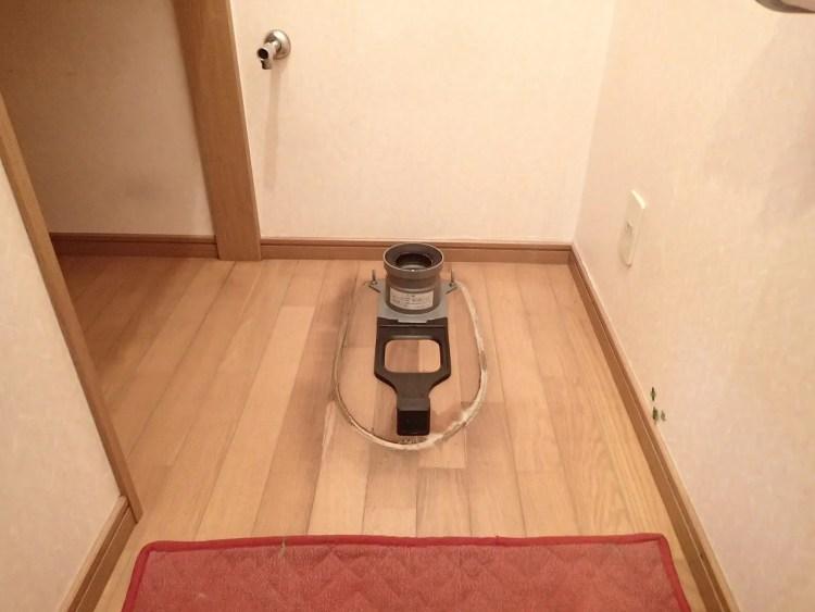 トイレ 排水フランジ