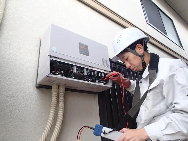 太陽光発電 点検 メンテナンス