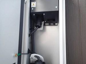 アウトランダーPHEV 充電工事 ECPW
