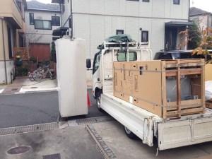 三菱 エコキュート工事 亀岡