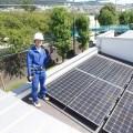 太陽光発電の点検