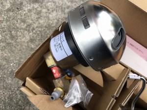 エコキュート 酸素アダプター