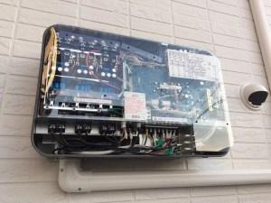 ハイブリッドパワーコンディショナー JH-55GM3P  中身
