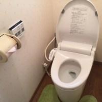 トイレ入替アラウーノV