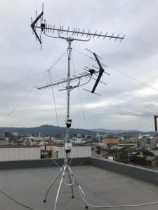 地デジ用UHFアンテナ
