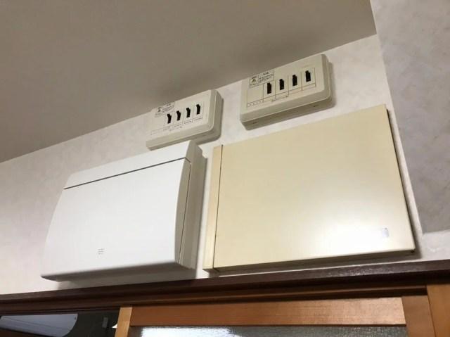 蓄電池システム用の電気工事
