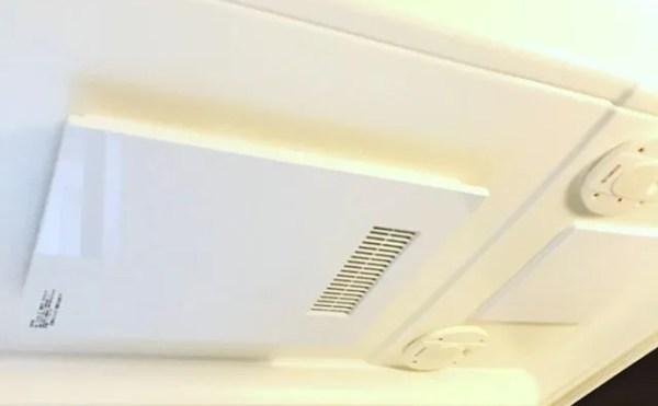 浴室暖房乾燥機新設