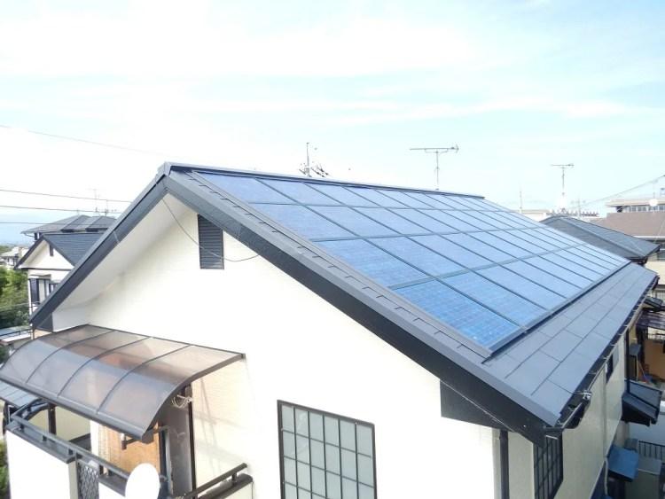 フォトボル太陽光発電パネル