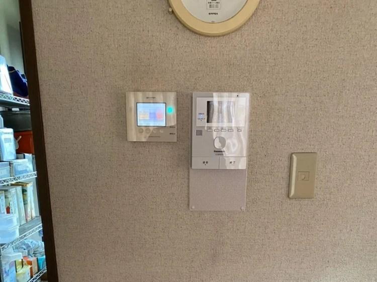 電力モニターの交換