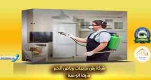 شركة رش مبيدات برياض الخبراء