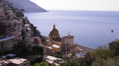 Positano – And A Key Benefit Of ETF Investing