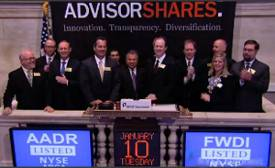 AdvisorShares's actively managed WCM/BNY Mellon Focused Growth ADR ETF (AADR) marks two years of outperformance