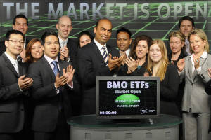 Growth and income ETFs drive AUM higher at Canada's BMO Financial Group