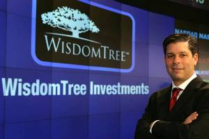 WisdomTree surpasses $50 billion in assets under management