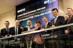 Source, CSOP team up on Europe's first physical China A-shares ETF