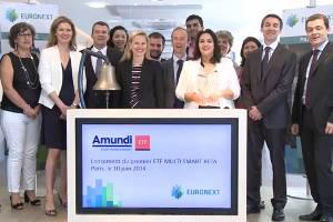 Amundi launches multi-strategy smart beta ETF on NYSE Euronext Paris
