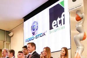 ETF Securities teams up with Robo-Stox for global robotics ETF